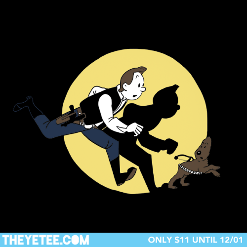 "The Yetee: ""Hanhan"" by glenoneill."
