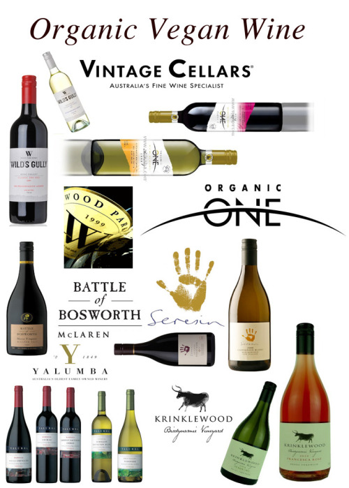 VEGAN WINE that is organic and bio-dynamic, which is not only cruelty free for animals but it is also beneficial for humans too as studies show it contains higher antioxidant levels and higher nutrient levels. Most wines contain sulphites which are the culprits behind the headache and nausea after a night out of drinking. Basically, you are reducing your risk of a hangover and preventing your body from digesting insecticides, herbicides, and fungicides! Not only are they damaging our ecosystem but also your body, as studies show drinking wine leads to an increase in breast cancer for women. Support organic farming and a hangover free morning!All of these products can be found at Vintage Cellars, an Australian wide franchise for wine, beer and spirits.