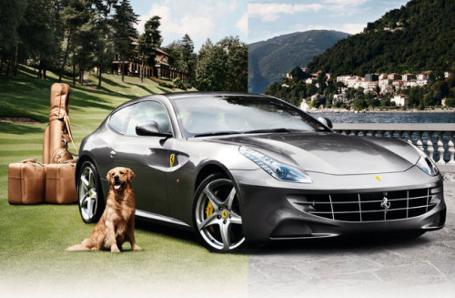 """Nieman Marcus sold out of Ferraris at $395,000 each within 50 minutes of making 10 of them available in its 'fantasy' catalogue."" No commentary necessary."