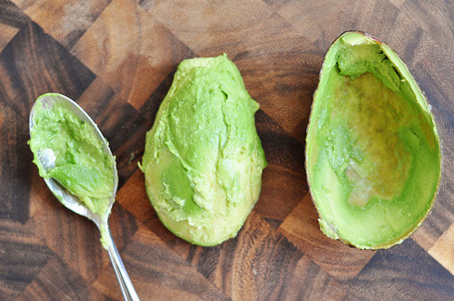 gettingahealthybody:  Avocado ; Nature's butter.