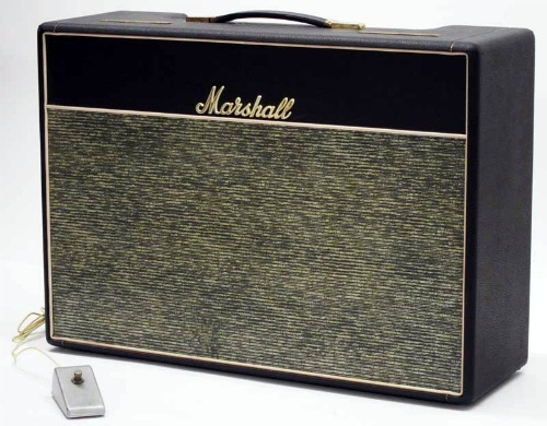 1967 Marshall 18w 2×12 Baby Bluesbreaker Amplifier