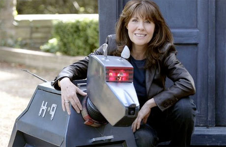 A Companion To The Doctor's Companions: Sarah Jane Smith  The role of the Doctor's companion has always been a tough balancing  act. For the producers of the show, they need a human who can be  confused by the alien concepts, so that the Doctor can explain what's  going on. They'll also need to be someone with the nerve to tackle  grotesque creatures as if they were no more troubling than a spider in a  bathtub, but also scream and look scared so that the special effects  don't look silly. Ideally there'll be some chemistry which is like flirting, but not  actually flirting. A kind of bickering overfamiliarity where no one ever  has to fully admit to their feelings for anyone, but each is utterly  loyal to the other. The lonely Doctor is fascinated by his new chum, and  his new chum is bowled over by the things her Time Lord pal can show  her. Sarah Jane Smith – played by Elisabeth Sladen –  managed all of these things, while looking hot in Andy Pandy dungarees.  She is, therefore, the standard against which all other companions are  measured…  read the rest at Anglophenia