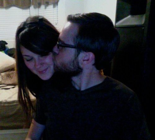 The love of my life.  January, 2011.