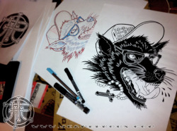 Jean Le Roux - Wolfwolfwolf ( something im workin on right now ) *follow