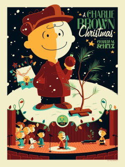 yelyahwilliams:  nevver:  Charlie Brown Christmas  Need to put up Christmas lights today.