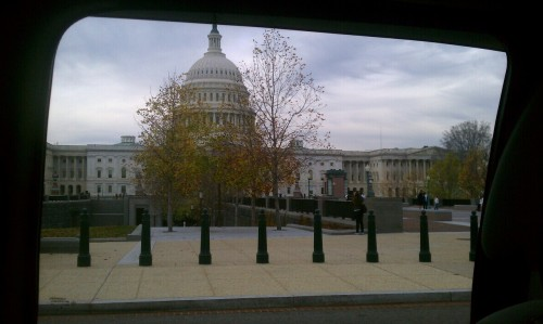 mmccitylights:  Spent my Thanksgiving holiday in Washington D.C. with my  great aunt and uncle. I definitely had a blast eating way too much food and site-seeing in downtown D.C. It was a much needed taste of home. I loved being able to eat New Orleans cuisine - it made my break even that much better :) Brittany