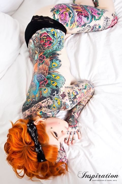 Amazing, amazing ink. tattoome:  Katy Gold http://www.facebook.com/pages/Katy-Gold/225224960850364