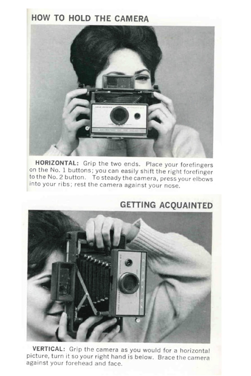 (Via the Polaroid Land Camera 210 Manual)
