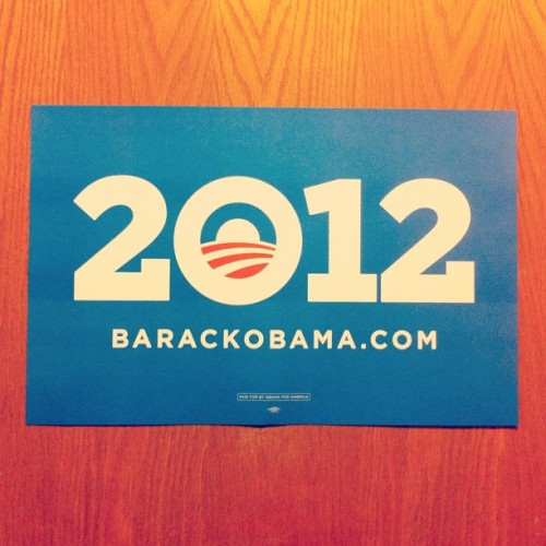 OkDemocrats: 2012, It's going to be a great year!  sunny-side-of-the-street:  Fired up and ready to go.