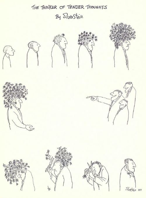 The Thinker of Tender Thoughts