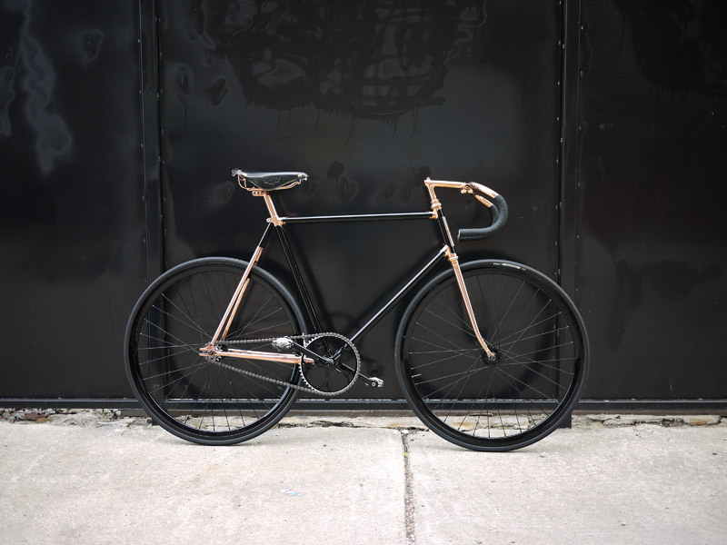 Detroit Bicycle Company sure does make some nice looking bikes.