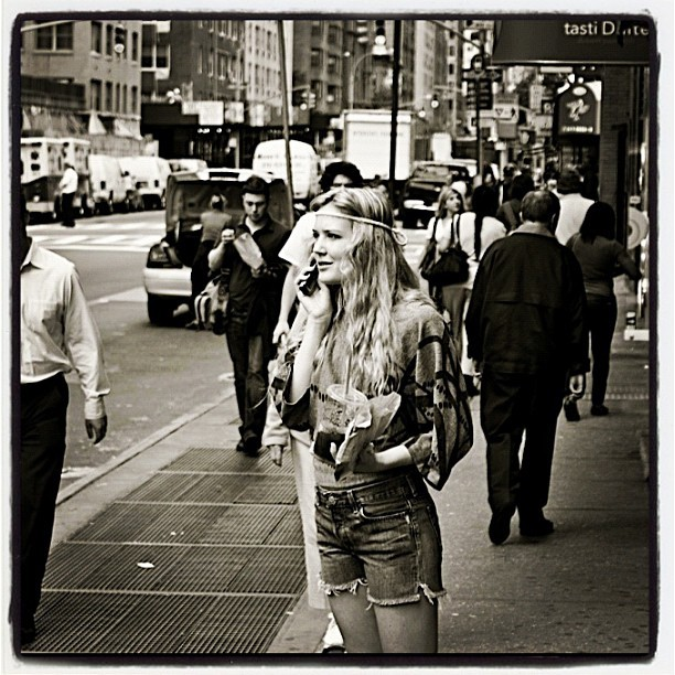 My NYC muse #ny #newyork #street (Taken with instagram)