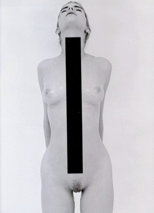naked-fashion:  charity by pierre even for jalouse 1999