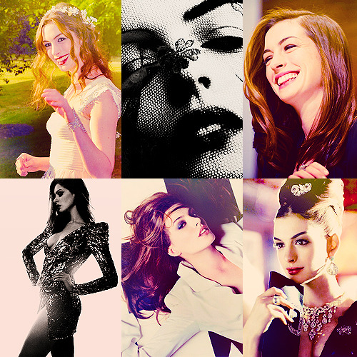 gooddaypennylane:    How Do You Even Exist?—->Anne Hathaway