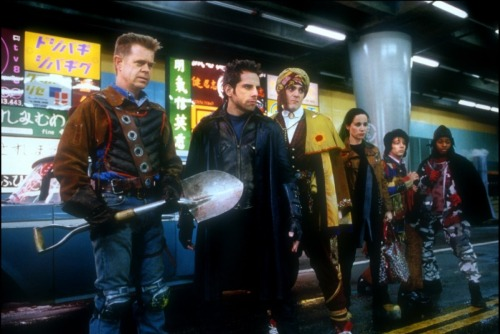 250 Films in 2012 Challenge: #021. Mystery Men (Kinka Usher, 1999)