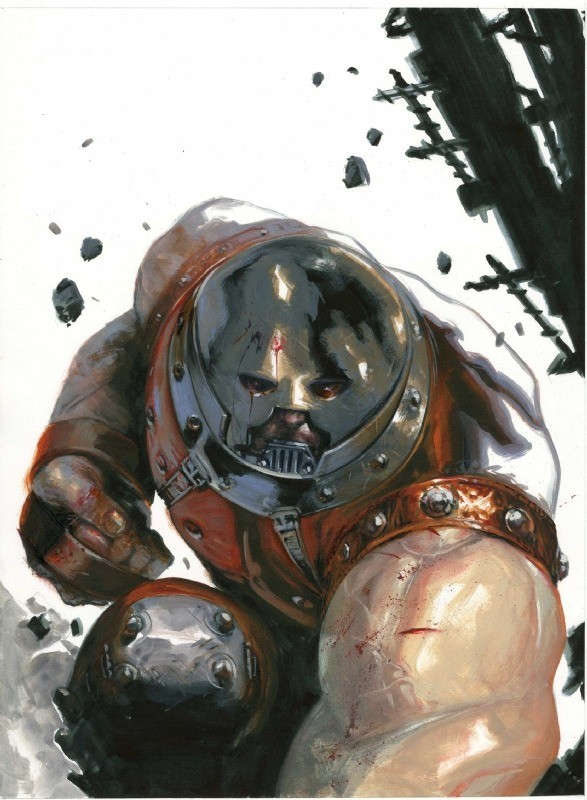Juggernaut by Gabriele Dell'Otto
