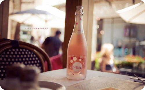 Pink Champagne by isayx3 on Flickr.