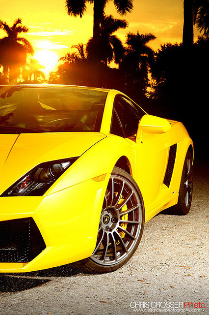 2011 Lamborghini Balboni - Florida Sunset by Chris Grosser Photography on Flickr.