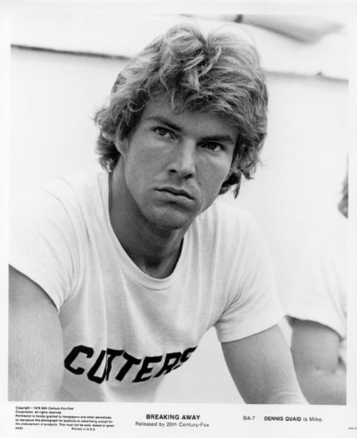 GUYS. Remember Young Dennis Quaid? Because I sure do.