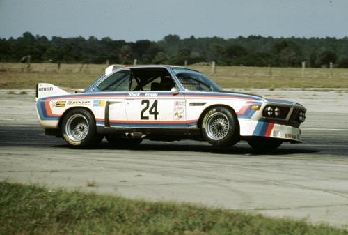Hans Stuck & Sam Posey Sebring 1975 (di Nigel Smuckatelli)