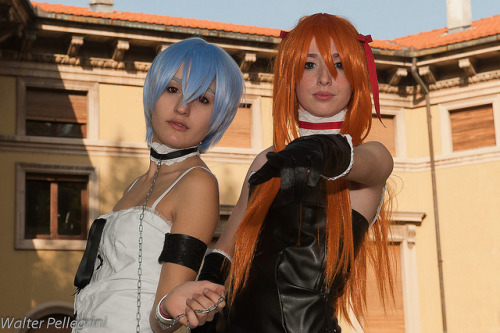 Lucca Comics & Games 2011 by Walter P. on Flickr.Via Flickr: Lucca Comics & Games 2011 Martedì - Foto by Walter Pellegrini
