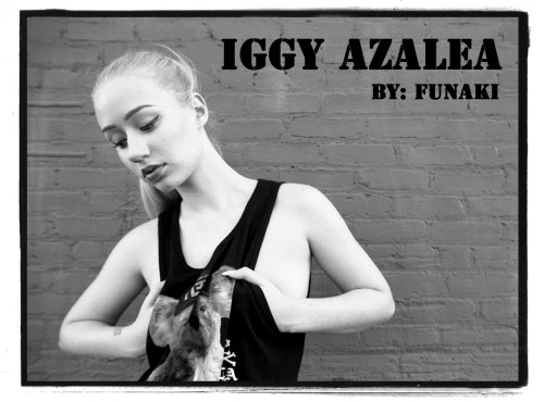 The One And Only @IGGYAZALEA BY Funaki