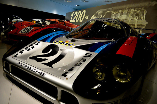 Porsche 917 Long coupé (1971) (di Speedmaster)