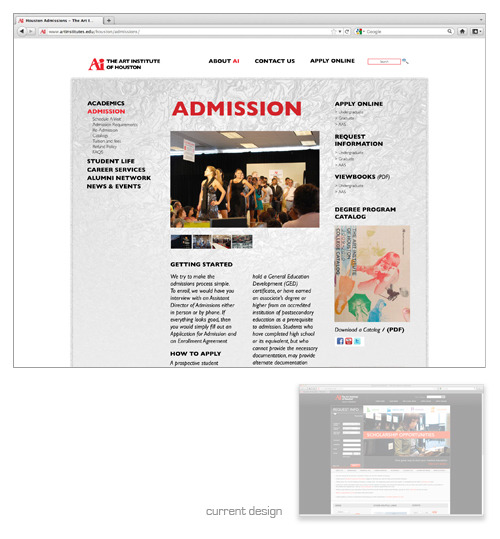 Danica Sy, Gabriel Smith, Albert Mesa, and Bonnie Tat :: Web Design I :: Fall 2011 :: Website UI Design