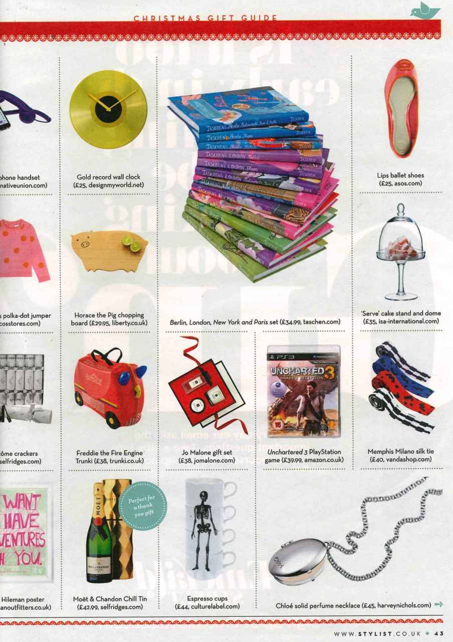 @lsa_int featured in Stylist Magazine. Click to shop!