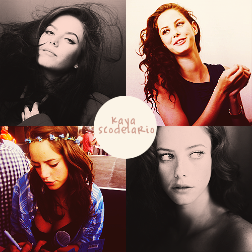 lordpoopington: ✌ people that are so beautiful i want to cry » Kaya Scodelario