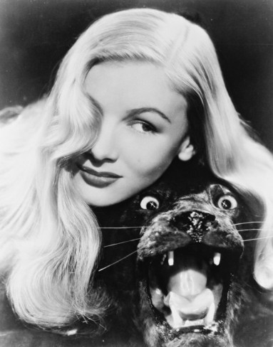 (via Flavorwire)  veronica lake shot by unknown photographer…  one of my favourite vintage hollywood icons & probably one of the most tragic…click on the above link to read a bio of her sad history.
