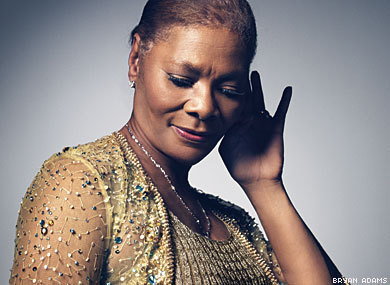 "Dionne Warwick: Lending Her Voice  The Advocate's Julie Bolcer, writes:  Almost 30 years have passed since Dionne Warwick and friends Elton John, Gladys Knight, and Stevie Wonder recorded their smash-hit charity single, ""That's What Friends Are For."" The song generated over $3 million for the American Foundation for AIDS Research and heralded a new era of celebrity-driven fundraising and activism.Some things have not changed for the New Jersey-born performer whose career has spanned five decades of hits, many composed by Burt Bacharach and Hal David, such as ""Don't Make Me Over,"" ""Alfie,"" and ""Walk On By.""""Lyrically, it's the same message of 'I'm going to be there for you,'"" said Warwick, 70, before a September town hall she organized on HIV/AIDS in New York City. ""Friends are the ones who are there for you. That's exactly what this is all about. Being human. Having humanity.""The town hall, presented with Harlem United Community AIDS Center, drew nearly 200 audience members, most of them African-American, to ask questions and hear perspectives from leaders in the health, policy, advocacy, and religious communities. Panelists included Warwick, actress Sheryl Lee Ralph — a member of the original Broadway cast of Dreamgirls and founder of an HIV-charity called The DIVA Foundation—and Rae Lewis Thornton, the first African-American woman to tell her story of living with AIDS to a major publication, Essence, in 1994.""Education is really the key,"" Warwick said. ""We have to know what we're fighting in order to be able to fight it.""She speaks from experience. Warwick lost her assistant to AIDS in the 1980s before the disease even had a name and before Rock Hudson had put a face to it. Her assistant, initially thought to be suffering from cancer, would be the first of many among her colleagues to face the disease.""I'm a performer. The industry I am in has lost a multitude of talented people,"" she said. ""That's when I had a very strong message sent to me to stop talking and start doing, and as a result of it, my advocacy started getting known throughout the country.""These days, Warwick's advocacy continues in communities like Harlem, site of her early gigs. The rates of HIV infection in some American cities rival those in sub-Saharan Africa, with young African-Americans hit particularly hard, according to the latest statistics for the Centers for Disease Control and Prevention.""Economics, nothing more than that,"" said Warwick, when asked for her thoughts on the cause of the disproportionate impact. Still, she said that services have multiplied and improved over the years, and she encouraged young people to take responsibility, as she and other pioneering celebrities did 30 years ago.""Prior to that, there was no place for African-Americans to go, which gave me even more strength to combat this thing,"" she said. ""[Today] there is help on every corner you turn. Take your butts in there and get some testing done and get some information.""One thing she refused to do is blame the music industry. Performers' involvement seems lacking today compared to 1985, but Warwick said responsibility should be shared.""I really wish people would get a handle on that,"" she said. ""Although we do have a loud voice, and a multitude of audiences that we can relay information to, I think it's the responsibility of mankind, period. Everybody has to play a part in this issue, as they do with cancer, as they do with heart disease, as they do with diabetes, as they do with any other devastating disease.""A part-time resident of Brazil for some years, Warwick pursued global opportunities to bring attention to the fight against AIDS and combine that work with other causes. President Ronald Reagan appointed her the United States Ambassador of Health in 1987, and in 2002, she became the Goodwill Ambassador of the Food and Agriculture Organization of the United Nations. She also selected the Hunger Project as her charity during her stint on The Celebrity Apprentice.""The Hunger Project, and my position with FAO, concentrate on feeding and teaching those countries abroad how to potentially feed themselves,"" she said. ""The concentration is primarily that, and I do speak of AIDS during any of the times that I am actively involved with these hunger issues.""She credits her religious upbringing and belief in the power of prayer for guiding her work. Warwick thinks faith can play a key role in the fight against AIDS.""I was always told—my grandfather was a minister—that the reason we are on Earth is to be of service to each other,"" she said. ""I'm not fanatical about my religion. I believe in God and prayer and I think that it's brought me a long way. So yes, I'm religious.""Whether it's due to faith or good genes, Warwick isn't slowing down. As she enters her second half-century in show business, she plans on keeping up her philanthropy. Warwick says she owes it to her fans.""I think that our celebrity is predicated upon the communities that support us,"" she said. ""If they're going to support your career, the least that can be done is that you support and give back."""