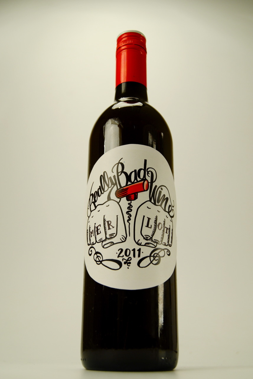 IDEA 2011- Really Bad Wine