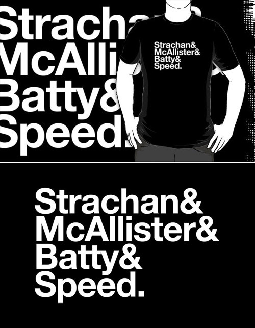 Strachan & McAllister & Batty & Speed
