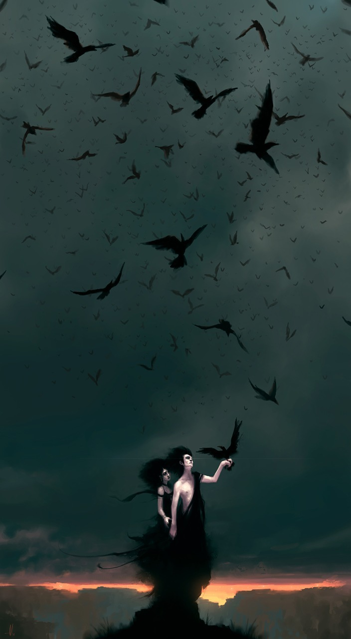 villainwithathousandfaces:  Sound of Her Wings by ~marak24