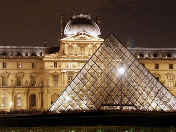 I want to back to the louvre and sniff the art that they have there. The history, the beauty and my love for it :)