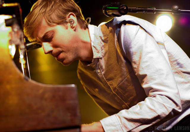 Andrew McMahon of Jack's Mannequin on Flickr.