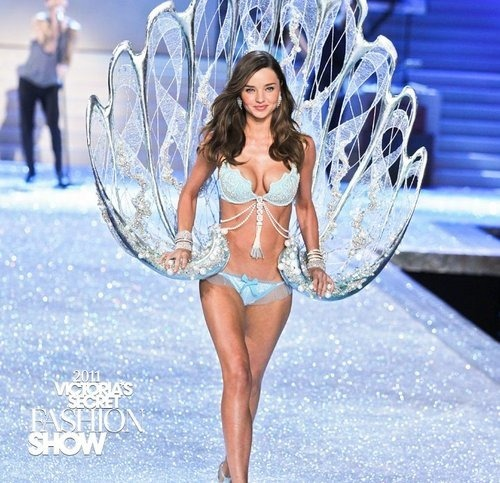 this collection was gorgeous and miranda kerr is basically perfection