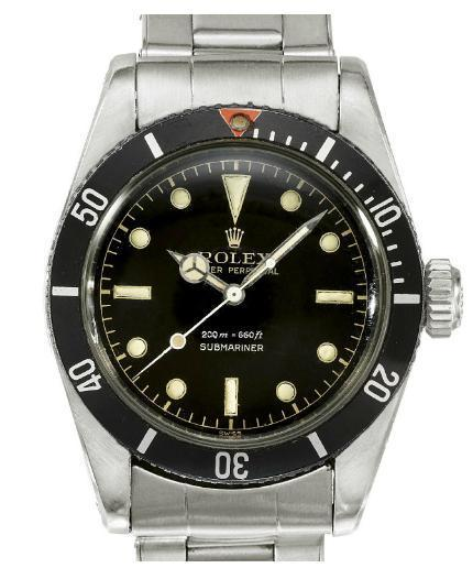 FOUND: A Mint James Bond Submariner (Reference 6538) | HODINKEE It doesn't get any better than this. What would you rather have? One of these? Or a MilSub?
