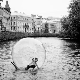 Bubble by Martin Börjesson