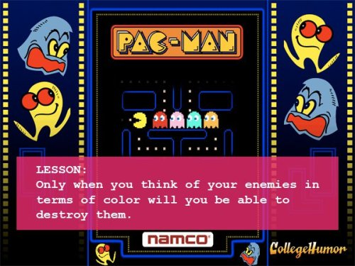 What Arcade Games Really Taught You (click for more)
