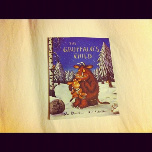 Highly recommended: The Gruffalo's Child by Julia Donaldson and Axel Scheffler #children's #books