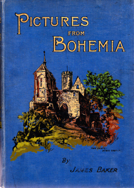 the-ephemeral-magpie:  Pictures from Bohemia~ a vintage book with intriguing cover artwork.  I'd like to make a book called Pictures from Bohemea. It would be filled with naked ladies!