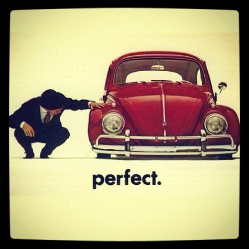 #stance #low #lower #aircooled #beetle #vwlove #vw  (Taken with instagram)
