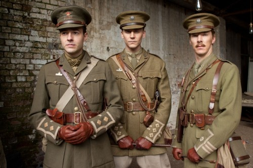 cumberbatchweb:  More stills featuring Benedict Cumberbatch in War Horse have been added to our galleries. Thanks to the wonderful person who sent them to me.