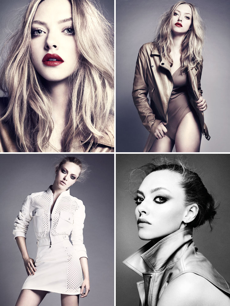 bohemea:  Amanda Seyfried - Marie Claire by Marcus Ohlsson, December 2011  Not a fan of hers but see, THIS is what I'm talking about.