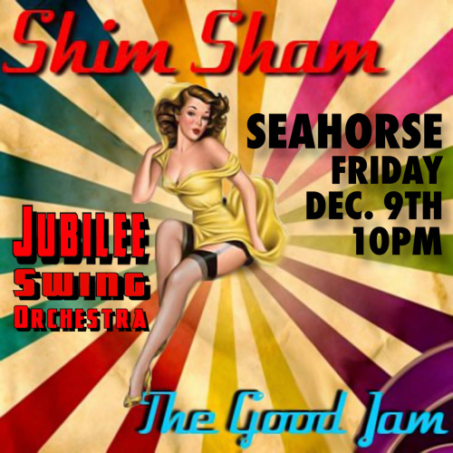 Swingin Seahorse Dec. 9th Christmas Show