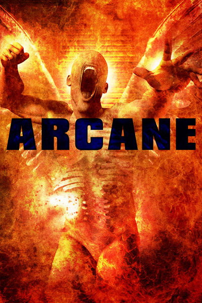 Here's the in-progress cover art for the anthology Arcane coming out around the end of the year.  It'll be available in print and e-book versions, and does indeed include my story Sweet Heaven In My View.  Hope you all check it out! ~Frank