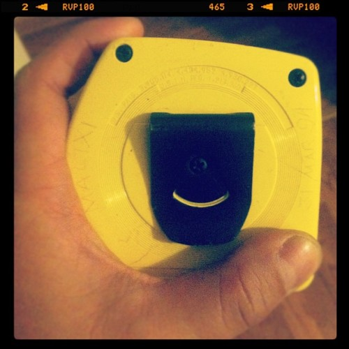 Happy measuring tape is happy.  #happy #face #lol #awesome #tools (Taken with instagram)