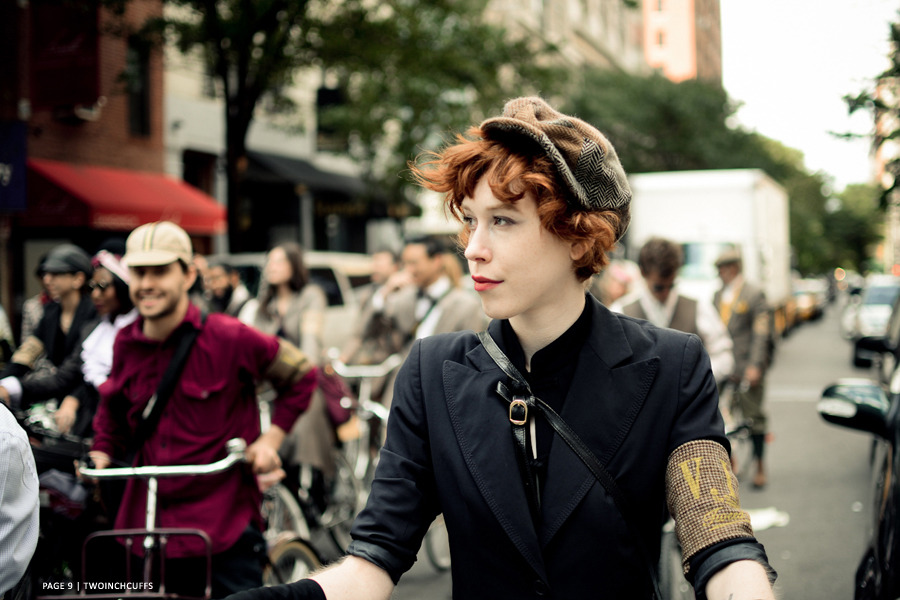Tweed Run 2011